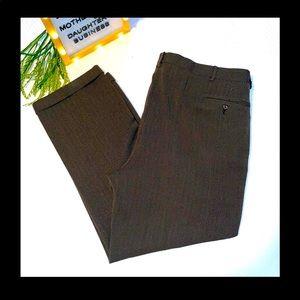 Polo Ralph Lauren Tweed Pants 100% Virgin Wool